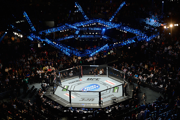 Boxing Ring Wallpaper Hd By The Numbers 2014 In Review Ufc 174 News