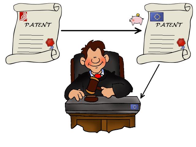 Unitary Patent Presentation Credits