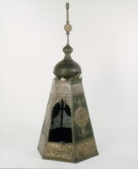 Mosque lamp | V&A Search the Collections
