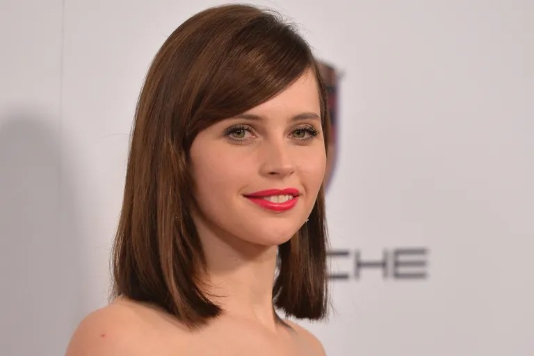 Www Alone Girl Wallpapers Com Theory Of Everything S Felicity Jones Is Getting Her Own