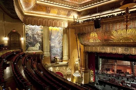 The Best Seat at the Beacon Theater Vanity Fair
