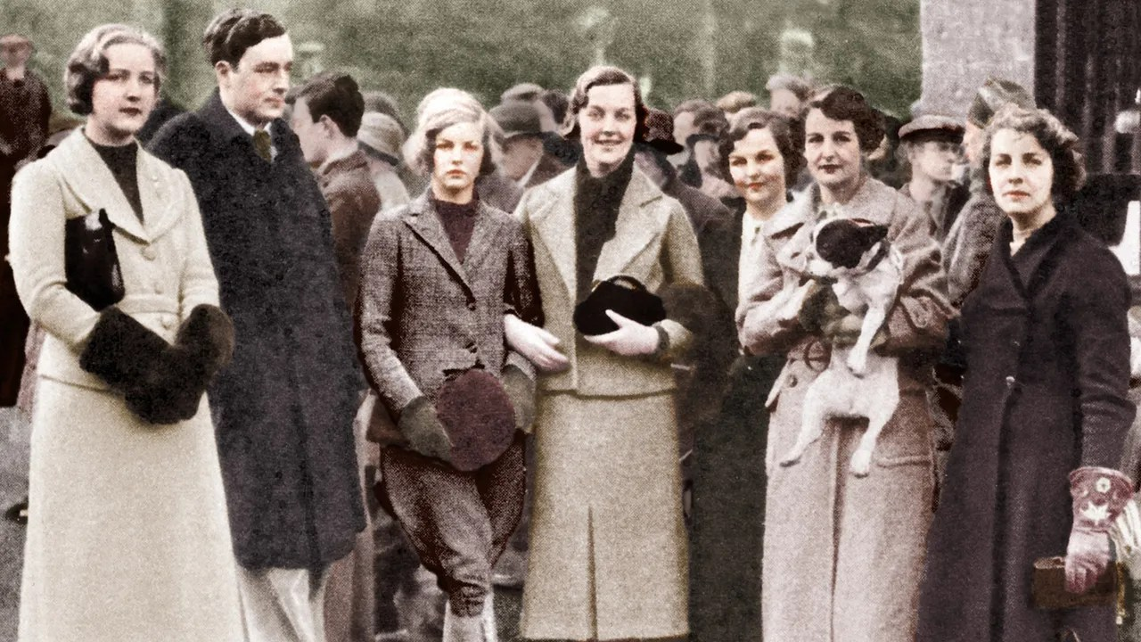Split Wit Why The Enduring Fascination With The Mitford Sisters Won T Die