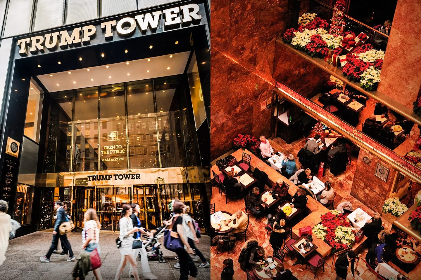 Restaurant Kritik Trump Grill Could Be The Worst Restaurant In America Vanity Fair