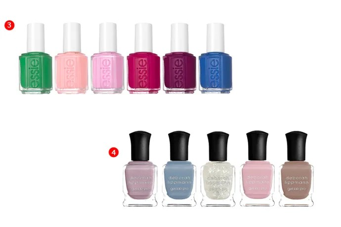 The Best Nail-Polish Colors of Spring Vanity Fair - photo of spring