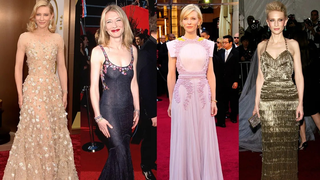 See Cate Blanchetts Style Evolution From Her Very First