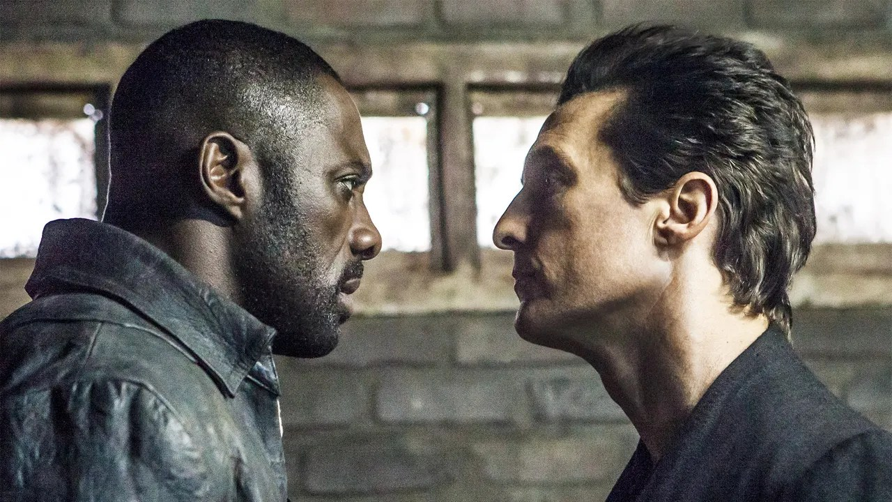 Idris Elba Films Dark Tower Scenes With Tom Taylor As Jake The Dark Tower Review The Rare Bad Movie That Should Be Longer