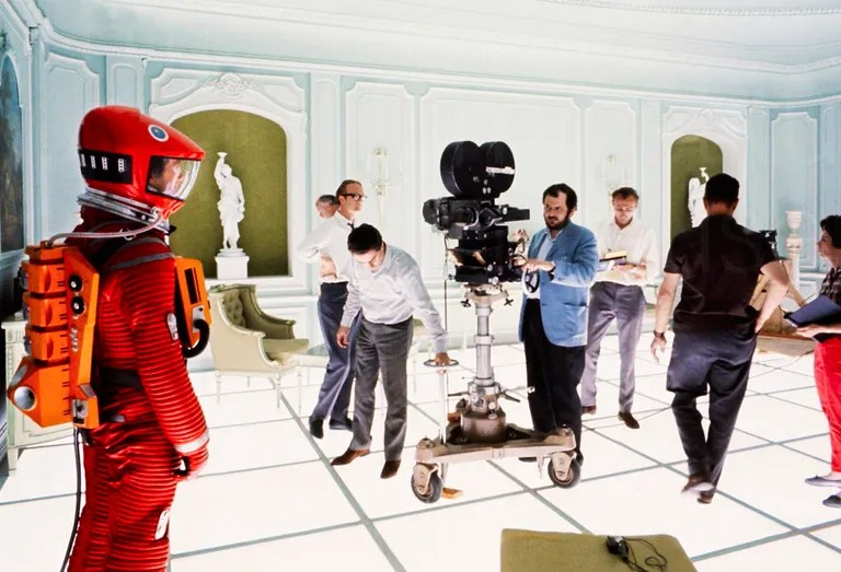 Behind the Scenes of 2001 A Space Odyssey, the Strangest