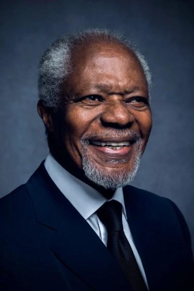 Kofi Annan on Facing the Future Together | Vanity Fair