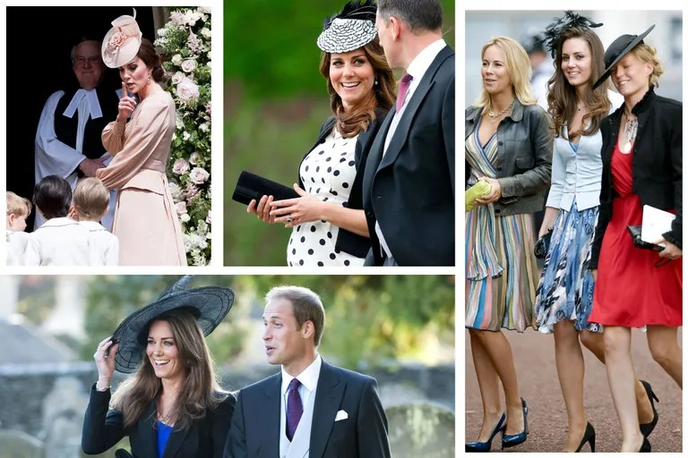 Kate Middleton The Ultimate Wedding Guest Vanity Fair