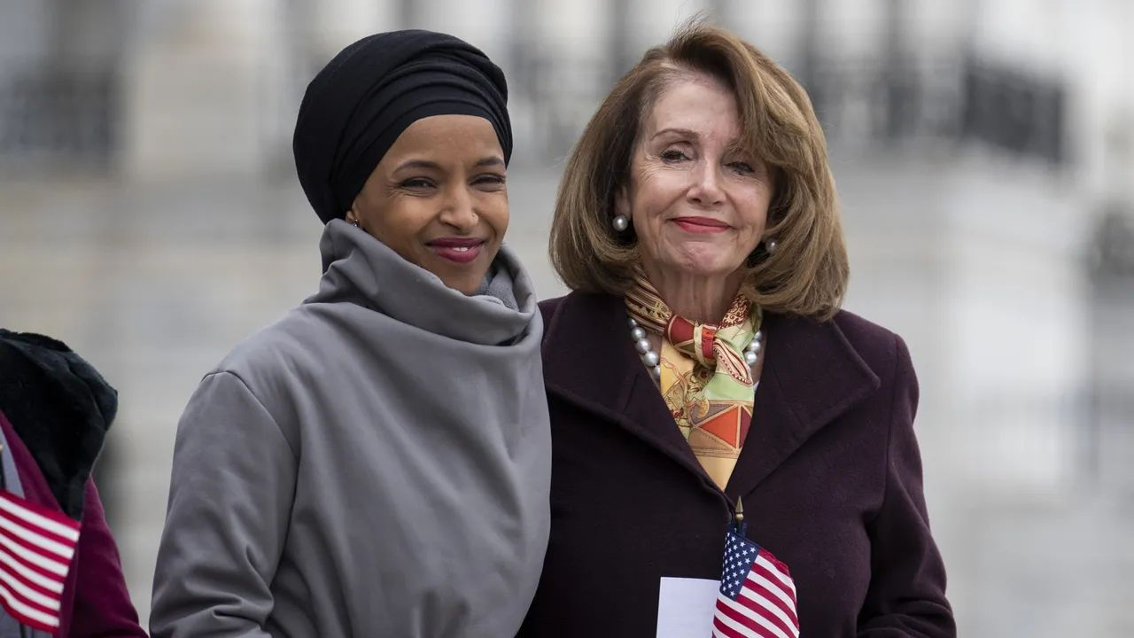 ilhan omar twitter 911 videos