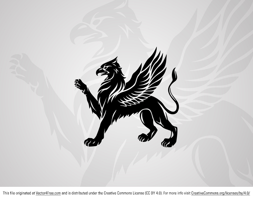 Free Vector Griffin Vector - would 4 free