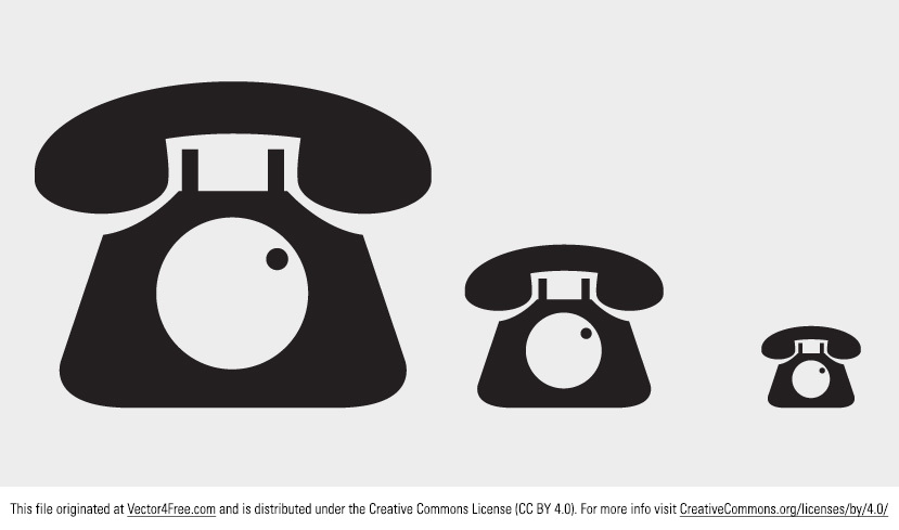 Free Phone Vector Icon - would 4 free