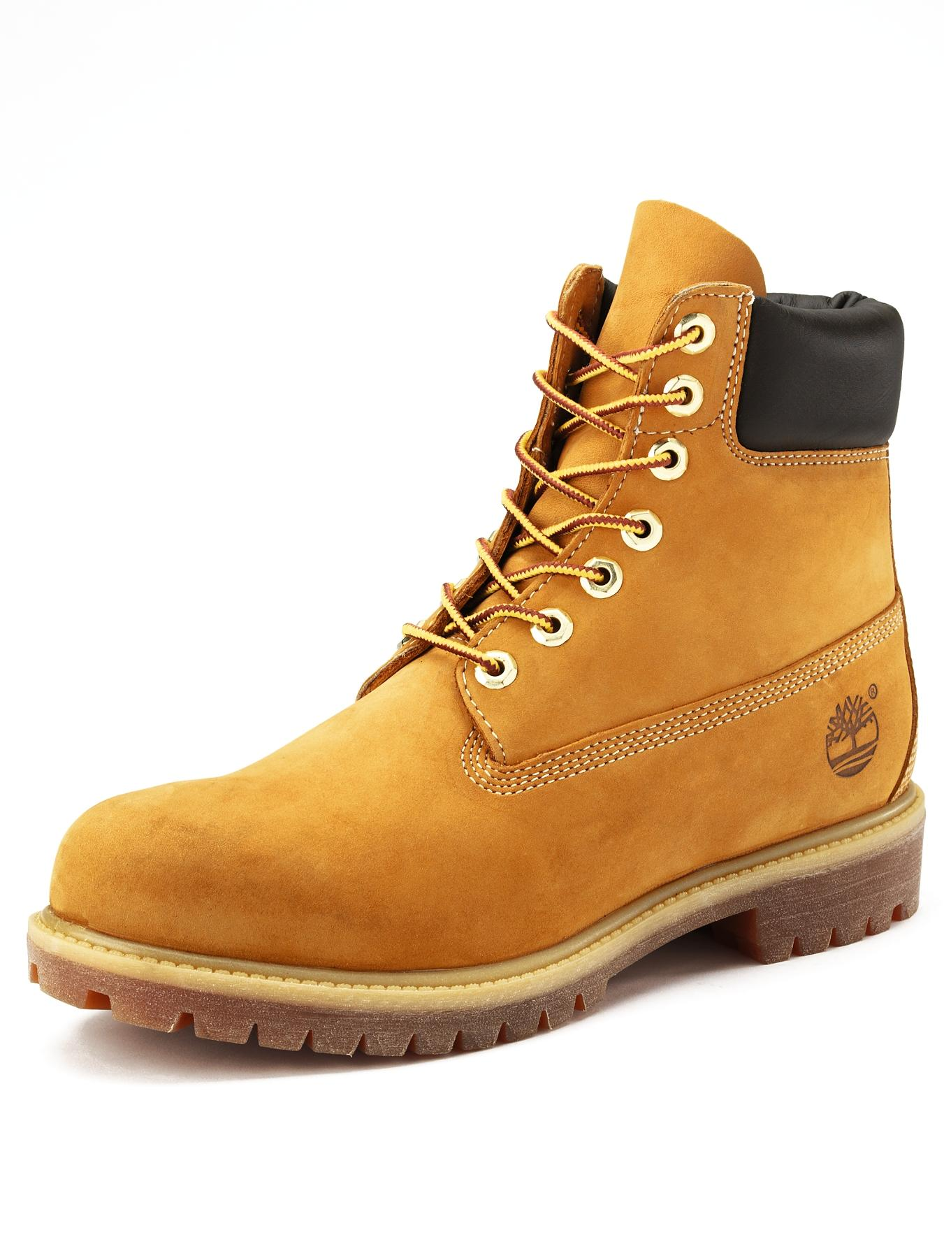Timberland Mens 6 Inch Premium Leather Boots Verycouk