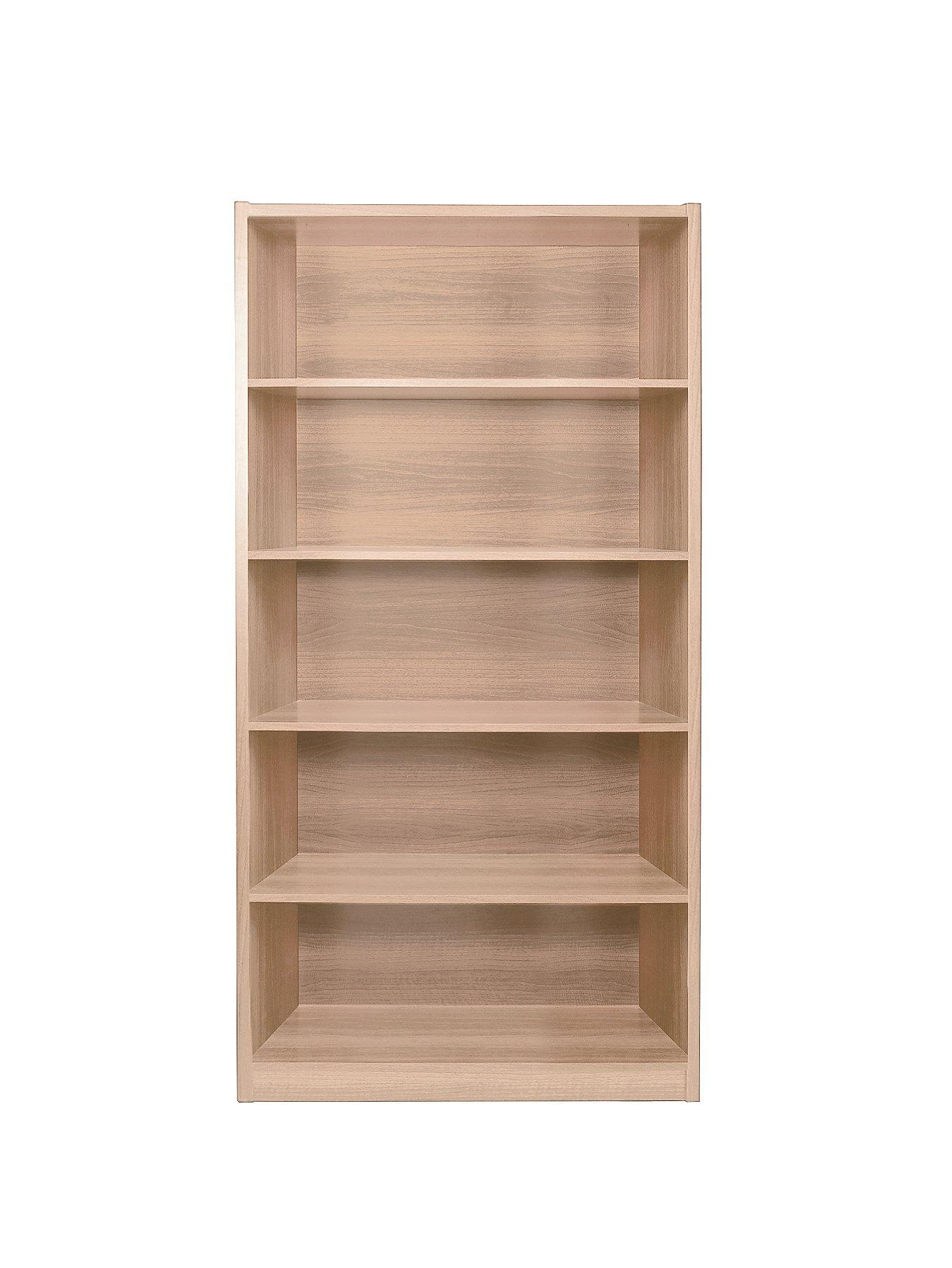 Metro Tall Wide Extra Deep Bookcase Verycouk