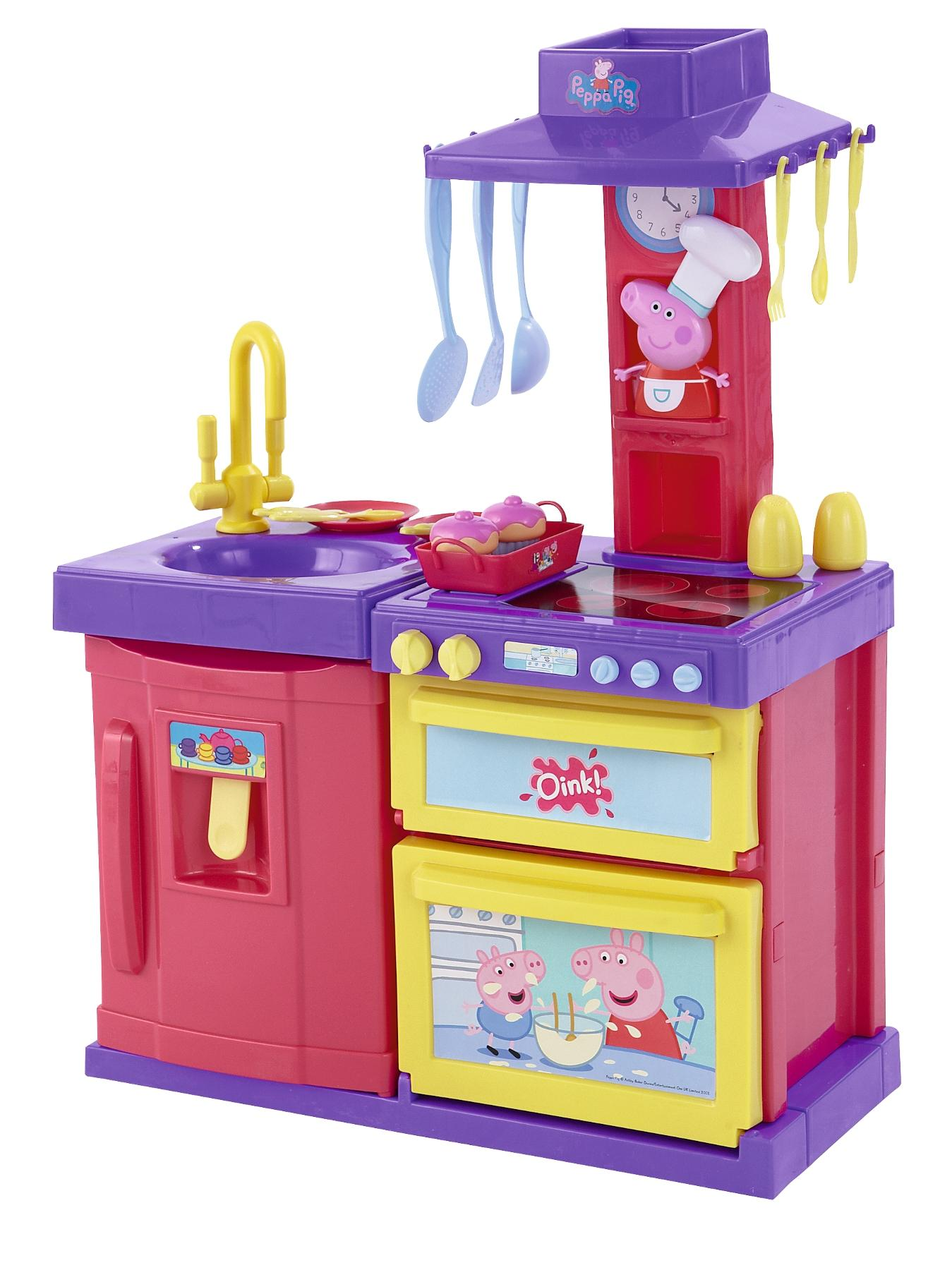 Cuisine Peppa Pig Peppa Pig Cook N Play Kitchen Very Co Uk