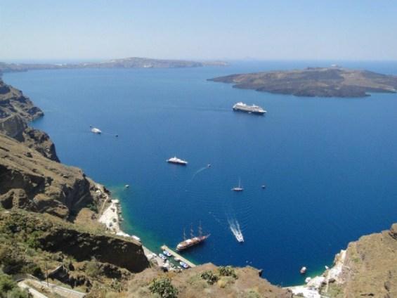 Caldeira de Santorini