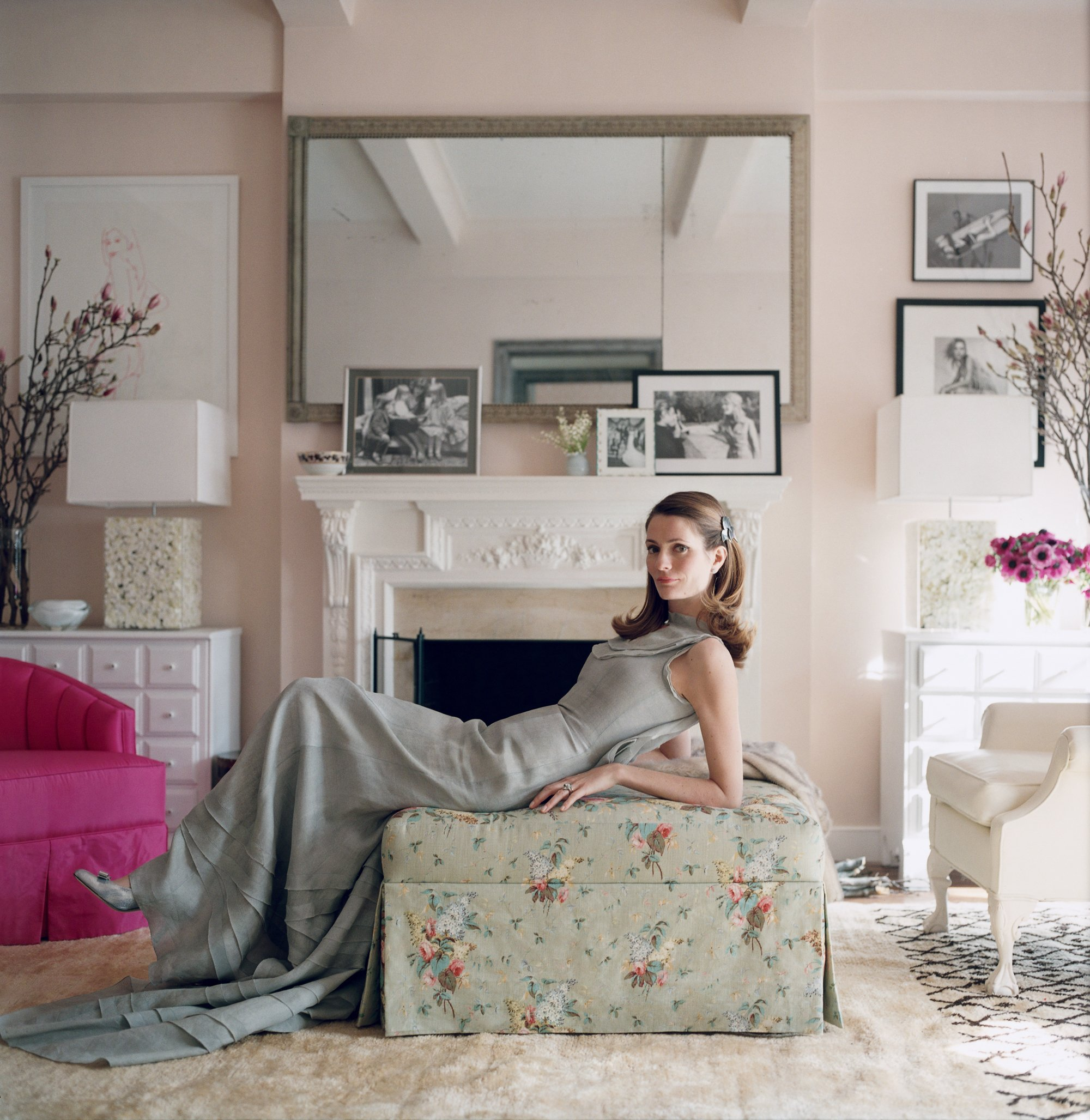 Pale Pink Wallpaper For Girl Nursery Find The Perfect Pink Paint Color The Experts Share Their