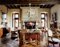 The Most Beautiful Living Rooms in Vogue - Vogue