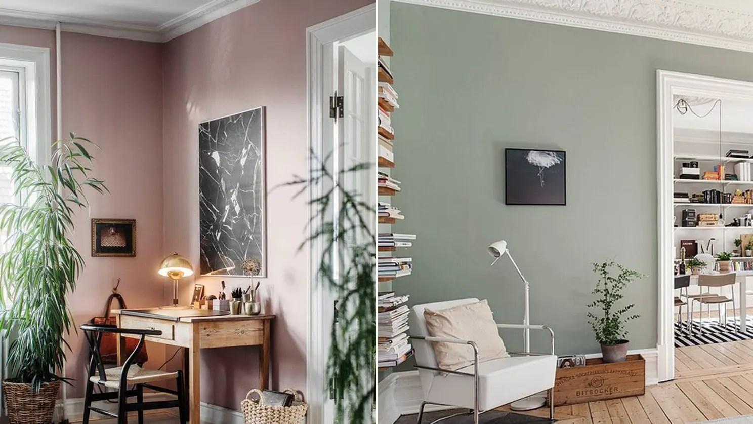 Wandfarbe Küche Altrosa   Lassen Sie Sich Durch Unsere Wohnwelten ...