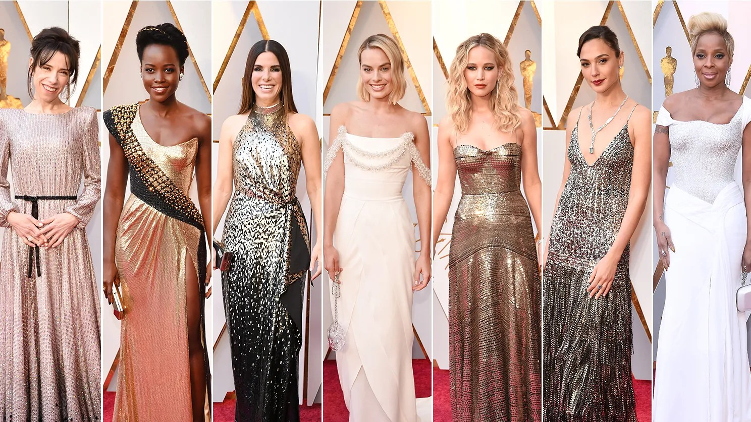 Oscars 2018 Roter Teppich Oscars Red Carpet Mode