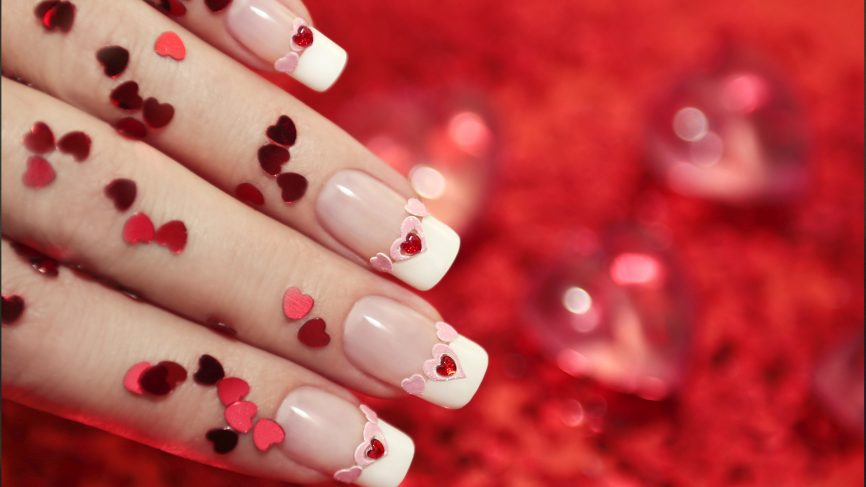 14 Nail Art Designs That Are Perfect For Valentines Day