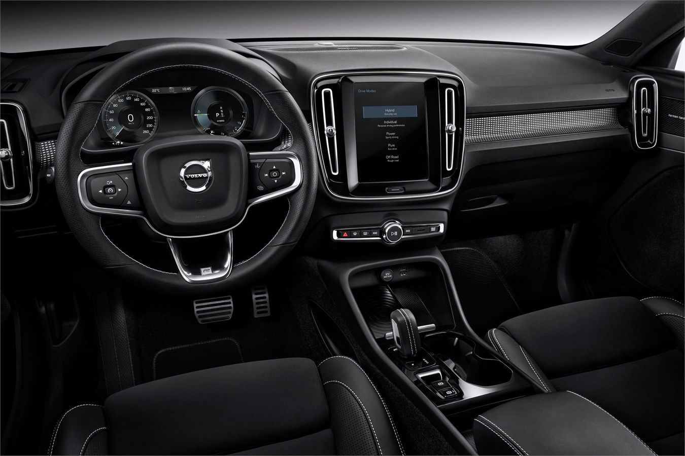T5 Interieur New Volvo Xc40 T5 Plug In Hybrid Volvo Car Usa Newsroom