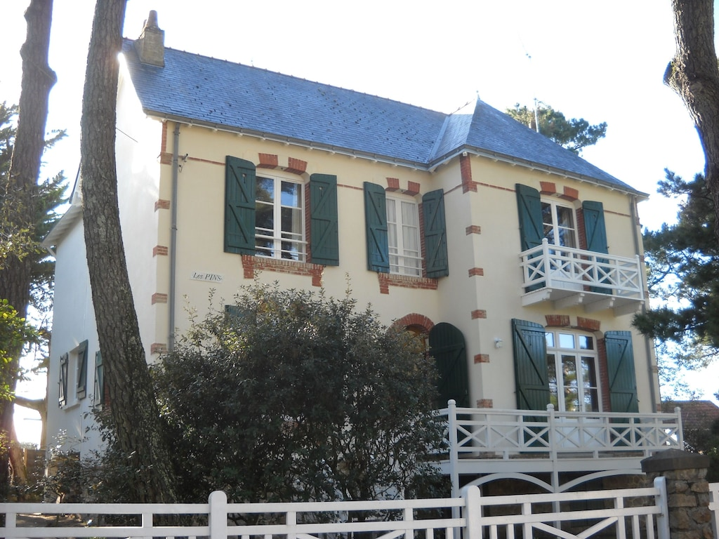 Family House 200m From A Large Supervised Beach All Shops On Foot Saint Brevin L Ocean