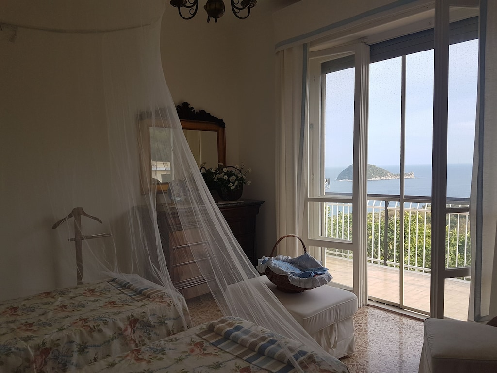 Country House Sea View And Parking Citra 009002lt0086 Albenga