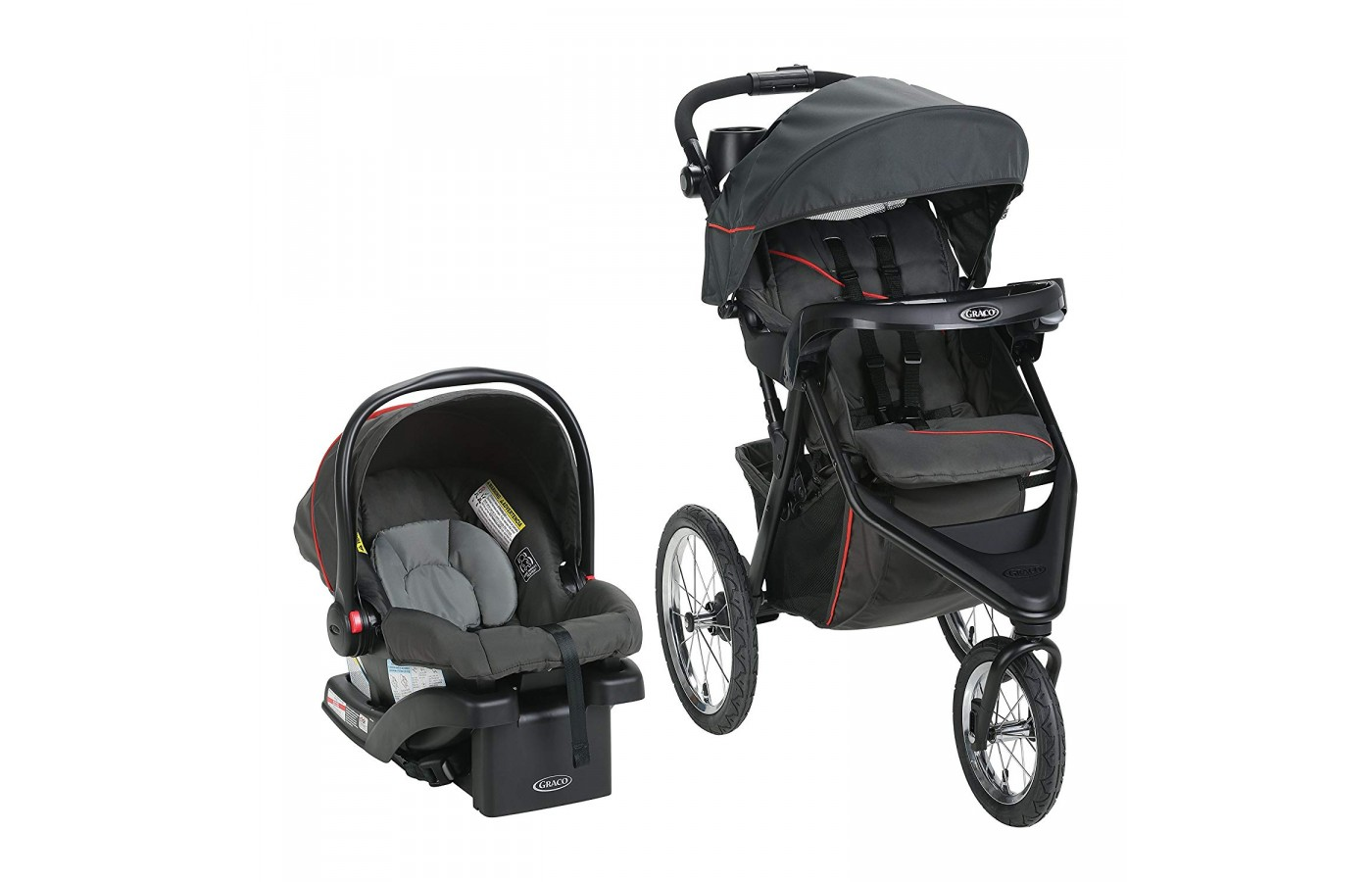 Baby Cradle Graco Graco Trax Jogger Review