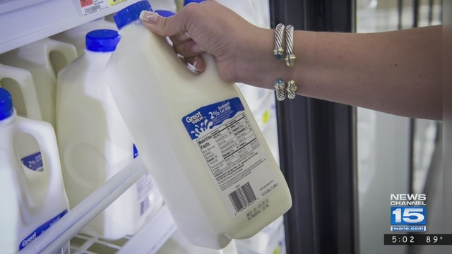 Walmart Great Value milk going bad before expiration date