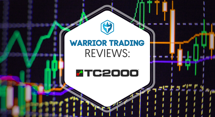 Warrior Trading TC2000 Broker Review 2019 - Warrior Trading