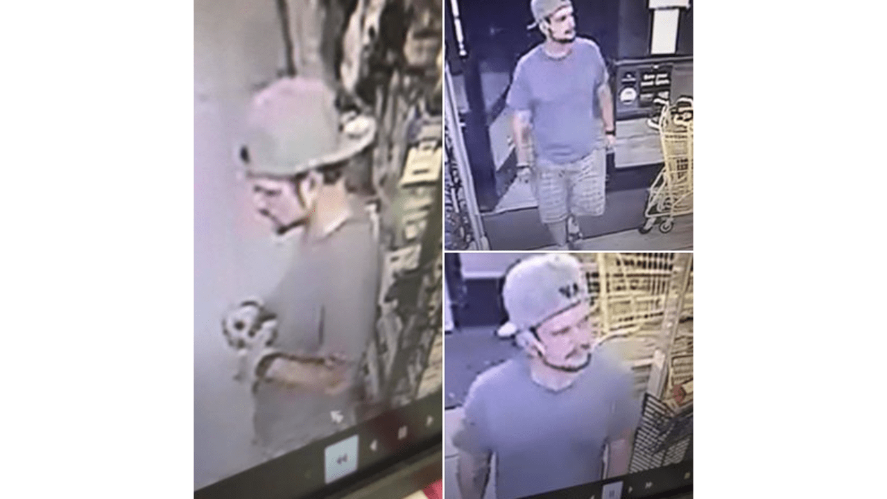 Windsor Police Looking For Counterfeit Suspect