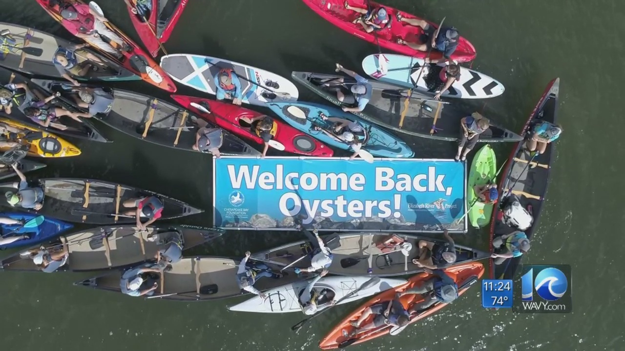 Lafayette River Is Virginia39s First Waterway To Reach