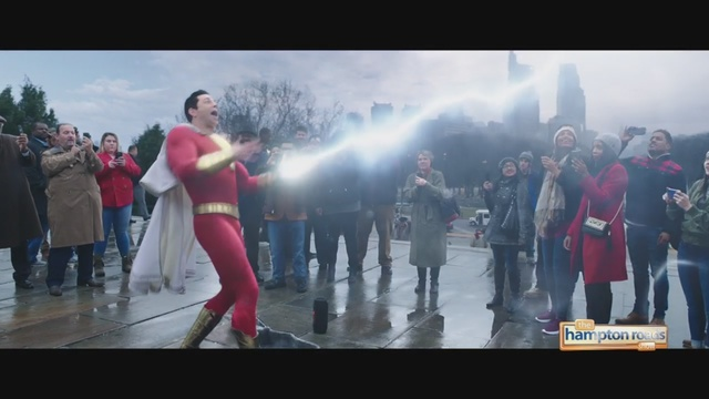 Movie Review Shazam