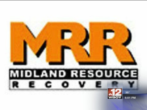 Midland Resources Recovery plans mitigation project - WBOY - recovery plans