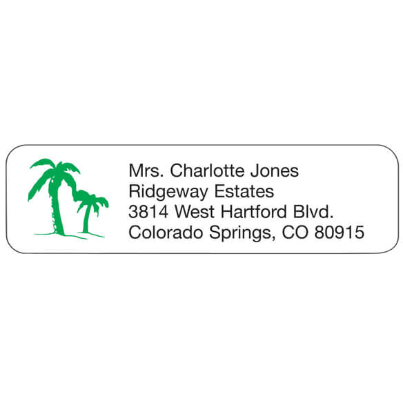Religious Address Labels - Personalized Address Labels - Walter Drake - address label