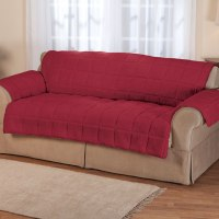 Waterproof Quilted Sherpa Extra-Large Sofa Protector by ...