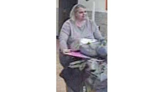 State College Police searching for Walmart suspect