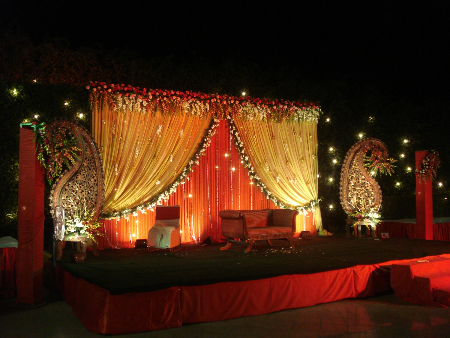 Farmhouse In Delhi For Marriage Golden Green Farm House Bijwasan Pushpanjali Delhi