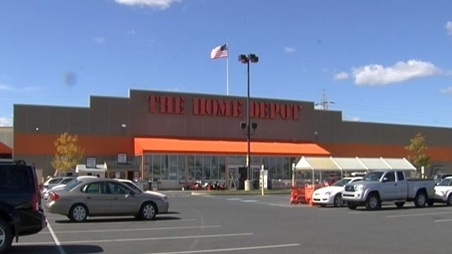 Alleged shoplifter bites Home Depot security guard - WFMZ