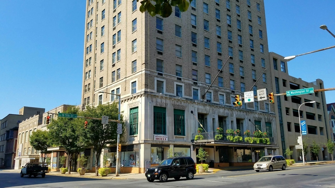 Hotel Lincoln Abraham Lincoln Hotel In Reading Set To Cease Operations Wfmz