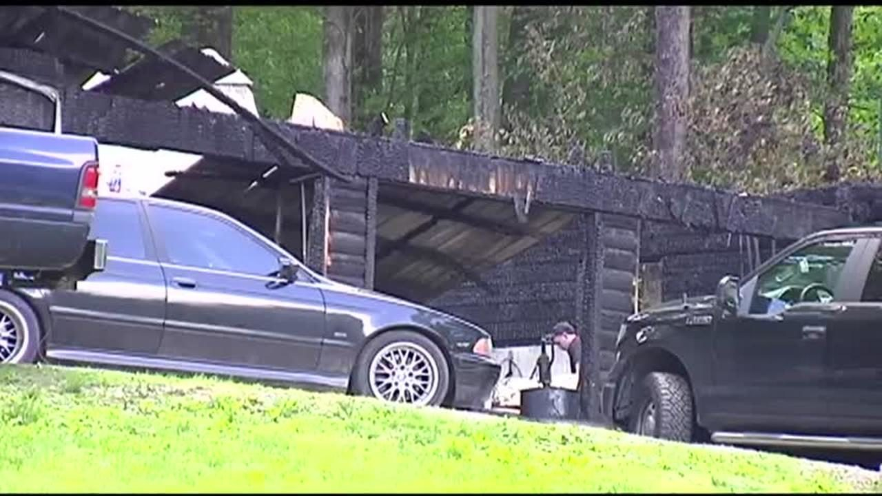 Garage Experts Of The Central Valley State Police Garage Fire Ends With Man Taking His Own Life Wfmz