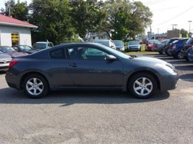 nissan altima coupe manual for sale