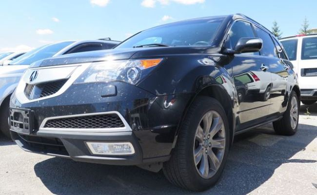 rdx Acura Mdx Winter Tires