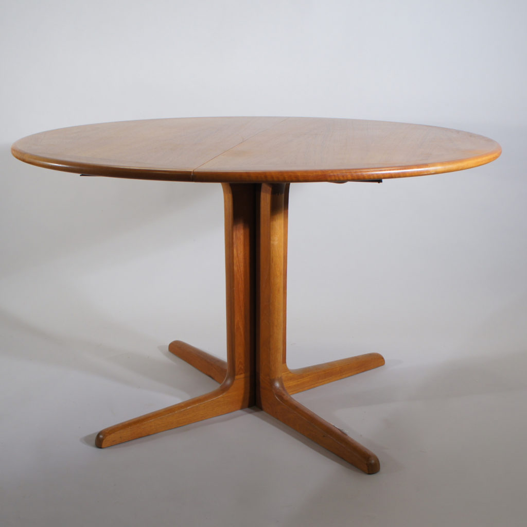 Dining Table Height Cm Dining Table By Silkeborg Denmark Sold Wigerdals Värld