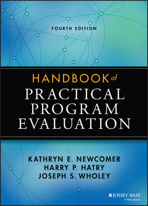 Handbook of Practical Program Evaluation, 4th Edition Non-Profit - Program Evaluation