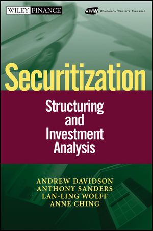 Securitization Structuring and Investment Analysis Institutional - investment analysis