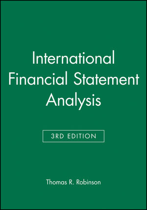 International Financial Statement Analysis, 3rd Edition - components of income statement