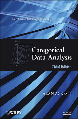 Categorical Data Analysis, 3rd Edition Categorical Data Analysis