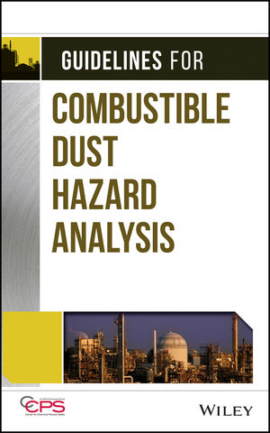 Guidelines for Combustible Dust Hazard Analysis Process Safety - hazard analysis template